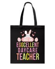 DAYCARE TEACHER Tote Bag thumbnail