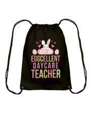 DAYCARE TEACHER Drawstring Bag thumbnail