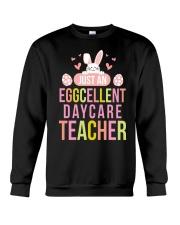 DAYCARE TEACHER Crewneck Sweatshirt thumbnail
