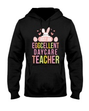 DAYCARE TEACHER Hooded Sweatshirt thumbnail