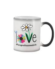 LOVE PARAPROFESSIONAL LIFE Color Changing Mug thumbnail