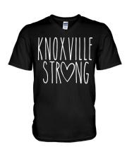 KNOXVILLE STRONG V-Neck T-Shirt thumbnail