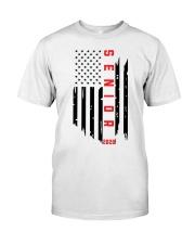 SENIORS 2020 FLAG Classic T-Shirt front