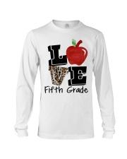 LOVE 5TH GRADE Long Sleeve Tee thumbnail