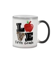 LOVE 5TH GRADE Color Changing Mug thumbnail