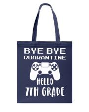 HELLO 7TH GRADE Tote Bag thumbnail