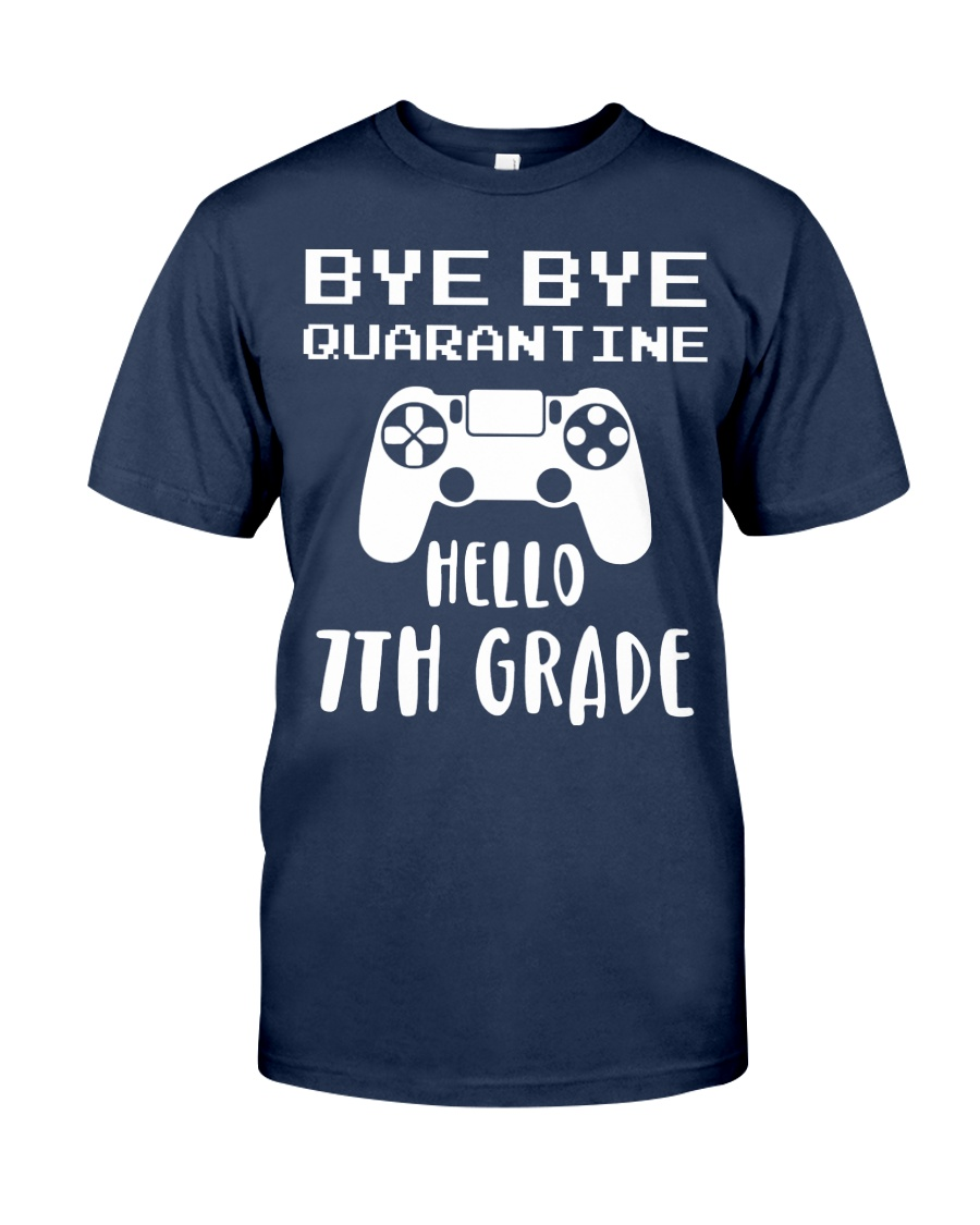 HELLO 7TH GRADE Classic T-Shirt