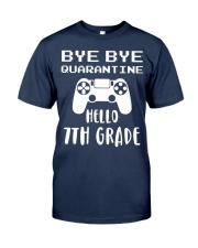 HELLO 7TH GRADE Classic T-Shirt front