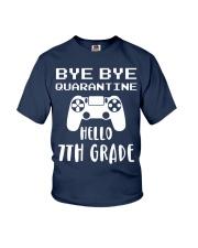 HELLO 7TH GRADE Youth T-Shirt thumbnail