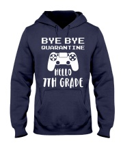 HELLO 7TH GRADE Hooded Sweatshirt thumbnail