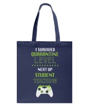 STUDENT TEACHING LEVEL Tote Bag tile