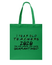 3 YEAR OLD TEACHERS Tote Bag thumbnail