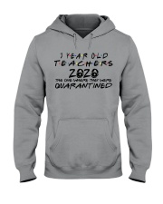 3 YEAR OLD TEACHERS Hooded Sweatshirt thumbnail