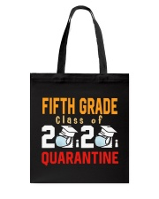 5TH GRADE CLASS OF 2020 Tote Bag tile