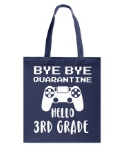 HELLO 3RD GRADE Tote Bag thumbnail