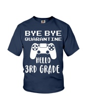 HELLO 3RD GRADE Youth T-Shirt front