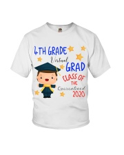 4TH GRADE BOY Youth T-Shirt front