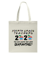 4TH GRADE TEACHER Tote Bag thumbnail