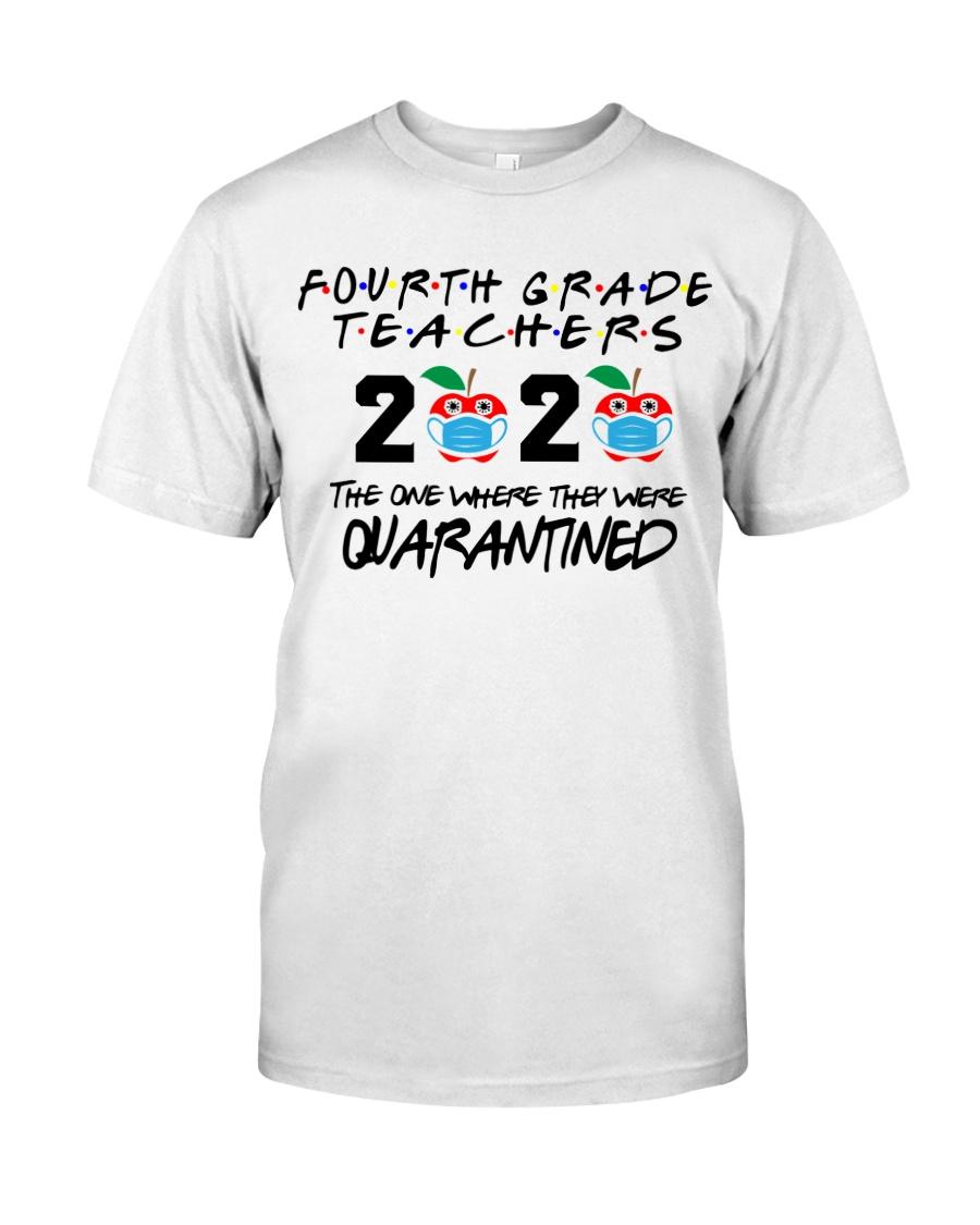 4TH GRADE TEACHER Classic T-Shirt