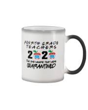 4TH GRADE TEACHER Color Changing Mug thumbnail