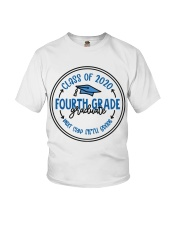 4TH GRADE Youth T-Shirt front
