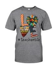 TEACHER Classic T-Shirt front