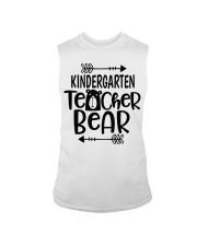 KINDERGARTEN TEACHER BEAR Sleeveless Tee thumbnail