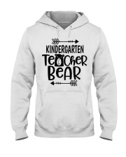 KINDERGARTEN TEACHER BEAR Hooded Sweatshirt thumbnail