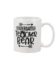 KINDERGARTEN TEACHER BEAR Mug thumbnail
