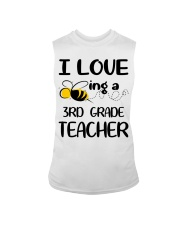 BEING 3RD GRADE TEACHER Sleeveless Tee thumbnail