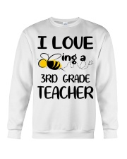 BEING 3RD GRADE TEACHER Crewneck Sweatshirt thumbnail