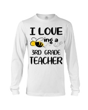BEING 3RD GRADE TEACHER Long Sleeve Tee thumbnail
