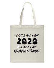 CO-TEACHER Tote Bag thumbnail