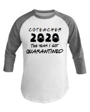 CO-TEACHER Baseball Tee thumbnail