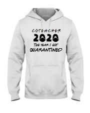 CO-TEACHER Hooded Sweatshirt thumbnail