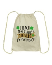 THE CUTEST CLOVES Drawstring Bag thumbnail