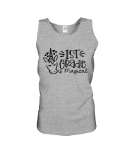 FIRST GRADE IS MAGICAL Unisex Tank thumbnail