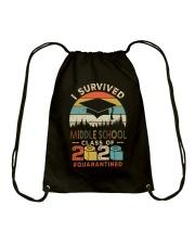 MIDDLE SCHOOL  Drawstring Bag thumbnail