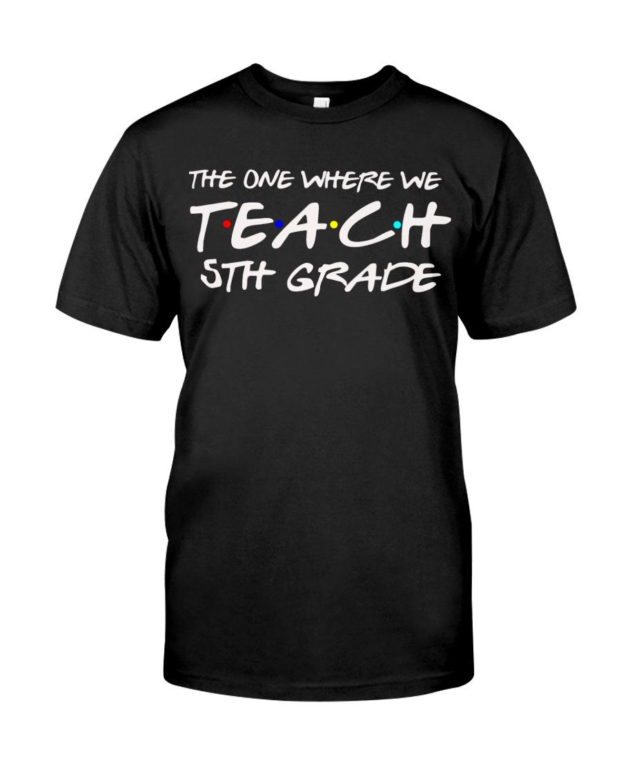FIFTH GRADE Classic T-Shirt