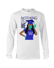 ROYAL BLUE - NOTHING CAN STOP ME Long Sleeve Tee thumbnail