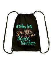 DANCE TEACHER Drawstring Bag thumbnail