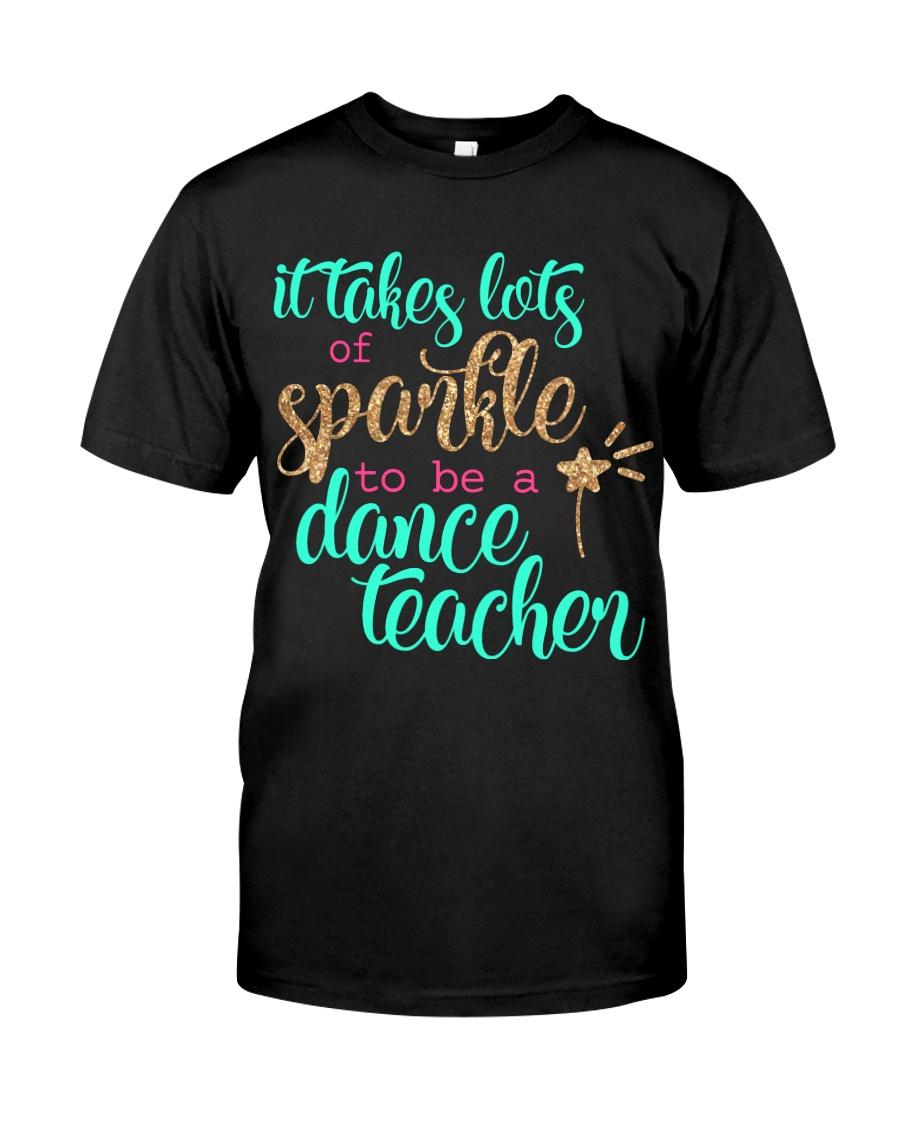 DANCE TEACHER Classic T-Shirt