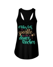 DANCE TEACHER Ladies Flowy Tank thumbnail