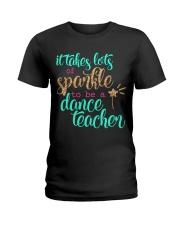DANCE TEACHER Ladies T-Shirt thumbnail