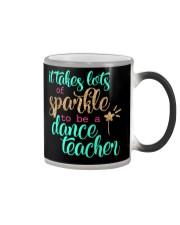 DANCE TEACHER Color Changing Mug thumbnail