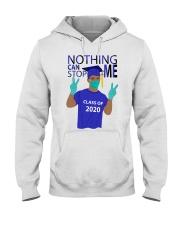 ROYAL BLUE - NOTHING CAN STOP ME Hooded Sweatshirt thumbnail