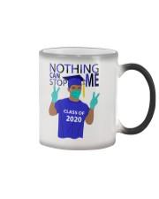 ROYAL BLUE - NOTHING CAN STOP ME Color Changing Mug thumbnail
