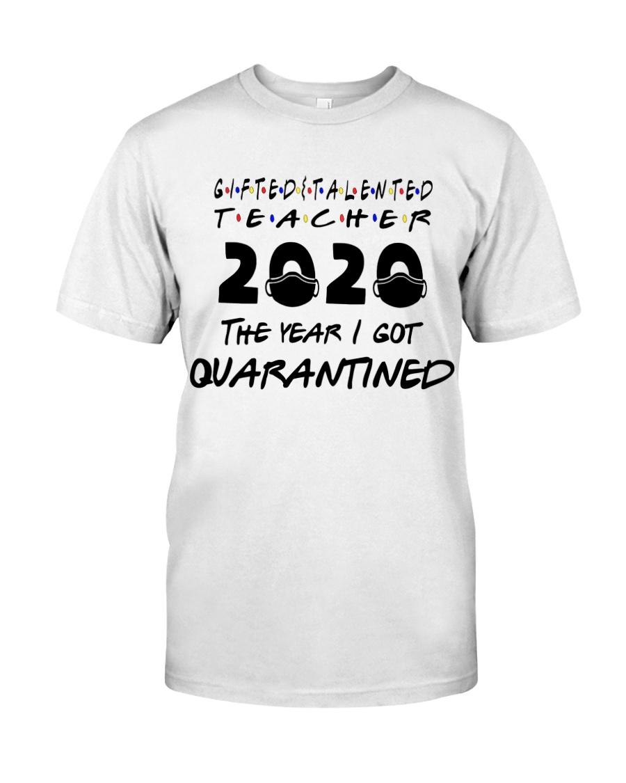 GT TEACHER Classic T-Shirt
