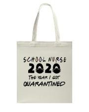 SCHOOL NURSE Tote Bag thumbnail