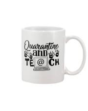 QUARANTINE AND TEACH Mug thumbnail